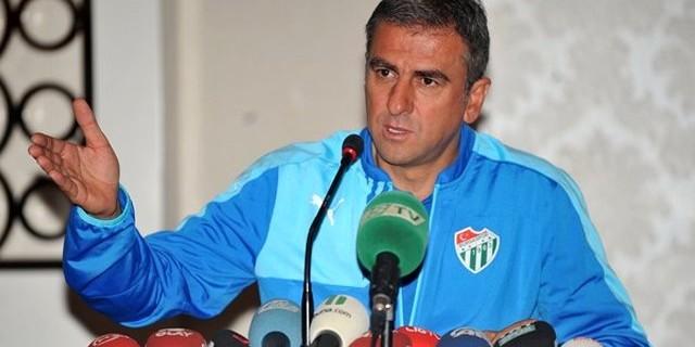"""Hamzaoğlu, """"İkinci yarıda daha iyi olacağız"""""""
