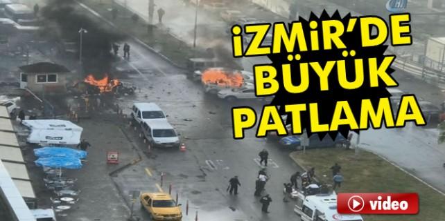 İzmir'de Patlama..!