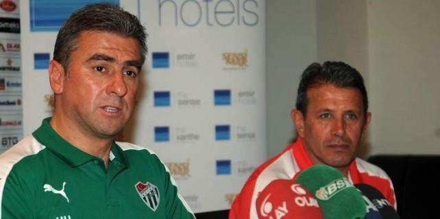 Hamzaoğlu açıkladı...İşte Bursaspor'un yeni transferleri
