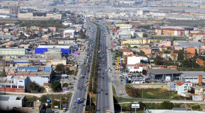 İstanbul Yolu'nda trafiğe dikkat...