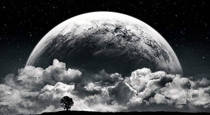 Parasını veren Ay'a gidiyor..!