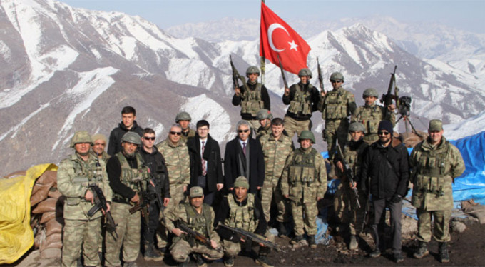 Türkiye sınırı güvende