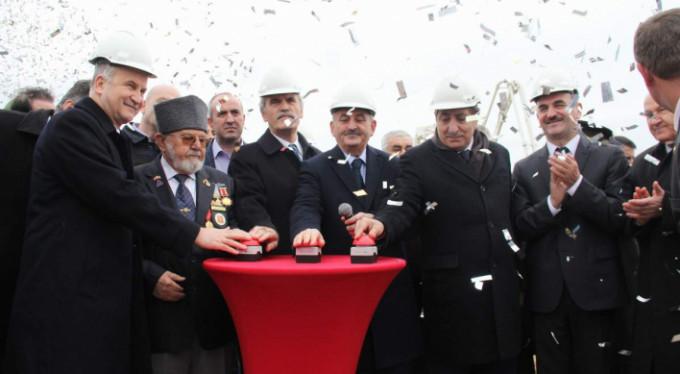 Bursa'da yeni bir şehir inşa ediliyor