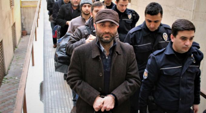 29 FETÖ'cü adliyede! Bursa'da yakalanmışlardı...
