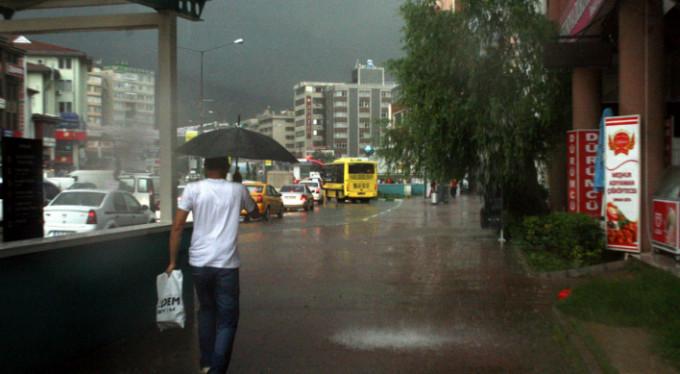 Meteoroloji Bursa'yı uyardı! Dikkat...