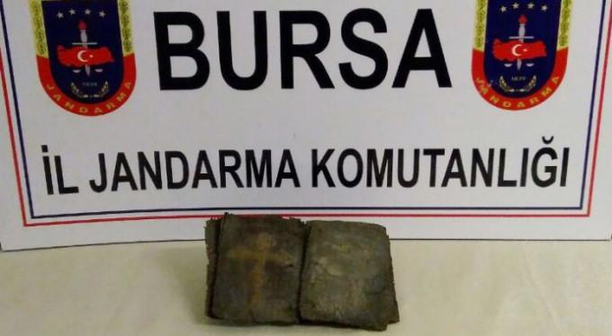 1.5 milyon dolarlık İncil Bursa'da!