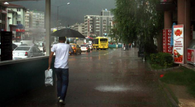 Meteorolojiden Bursa'ya uyarı!