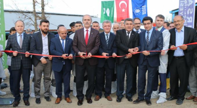 Bursa'da hayvancılık işte böyle gelişiyor