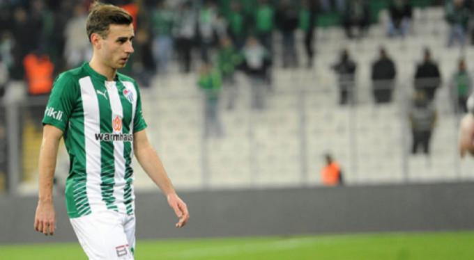 Bursaspor'a Jovic şoku!