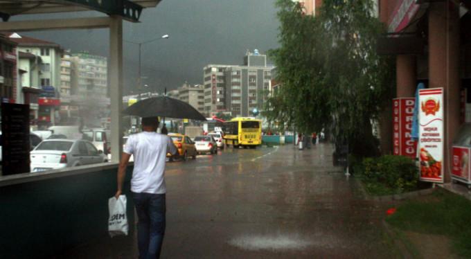 Meteoroloji Bursa'yı uyardı!