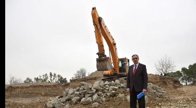 Bursa'da içme suyuna dev yatırım
