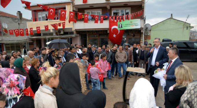 Bursa'nın o mahallesi ayaklandı!