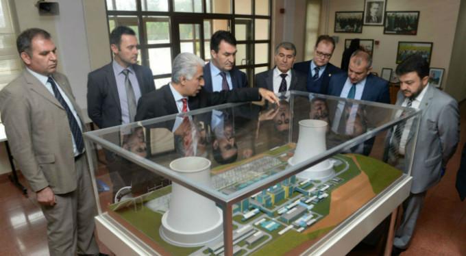 Bursa'nın en büyük santrali, Türkiye'nin de kalbi