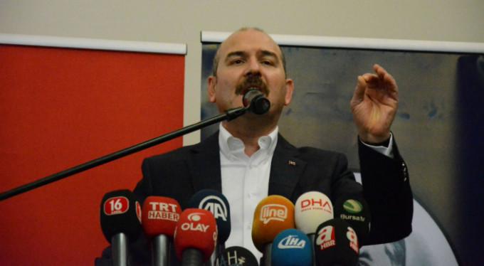 Bakan Soylu'dan Bursa'da darbe açıklaması!