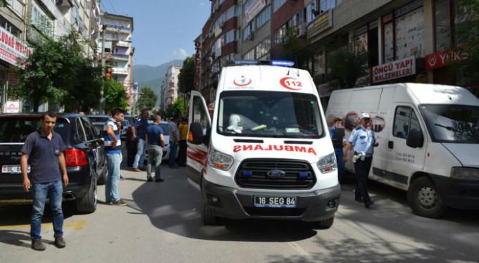 Suriyeli bebek Bursa'da ölü bulundu!