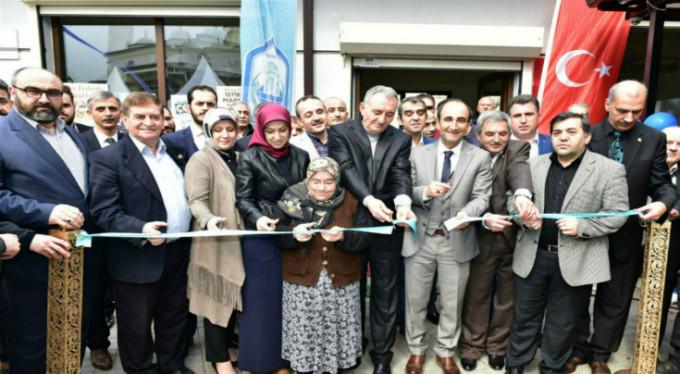 Bursa'daki ibadethanelere büyük destek
