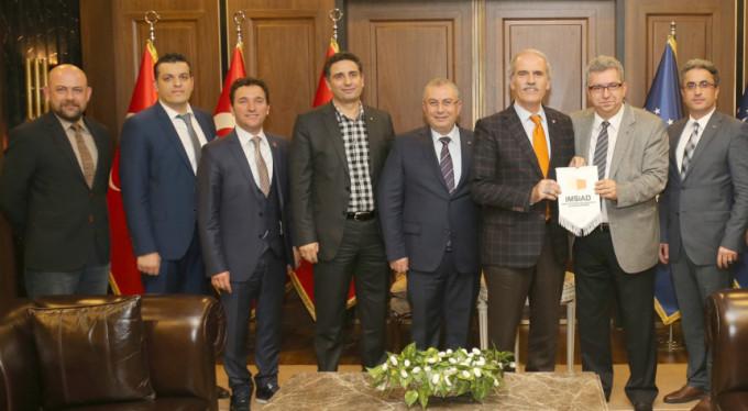 Bursa'da gündem kentsel dönüşüm