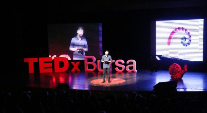 TEDxBursa'ya geniş katılım