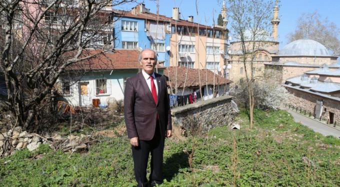 Bursa'ya yeni park