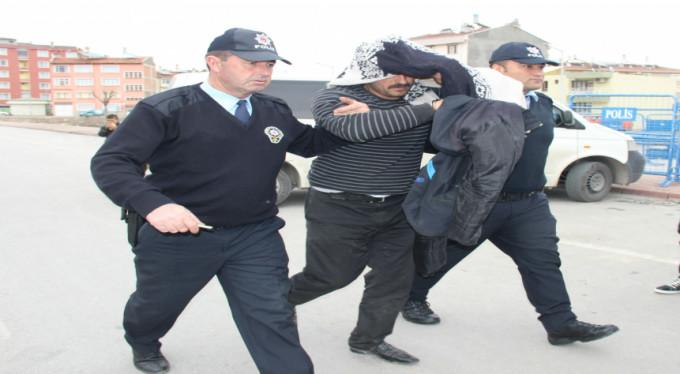Bursa'da cezaevinden kaçtılar!