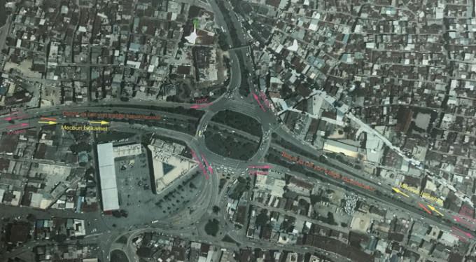 Bursa'da o yol kapanıyor!
