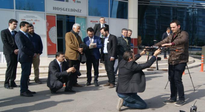 Bursa'nın markası BTM Türkiye'de rol model