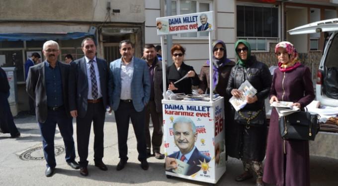 Ak Parti'den Bursa'da yeni referandum hamlesi!