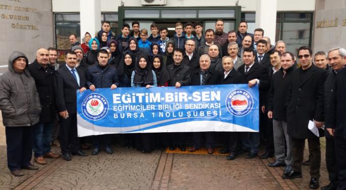 Bursa'ya yeni kütüphane