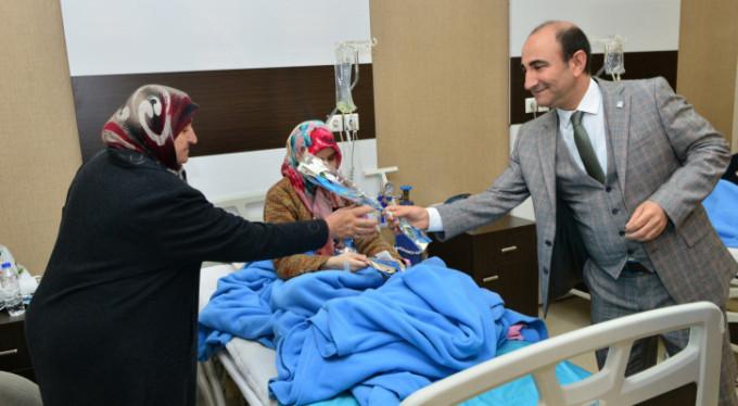 Bursa'da Tıp Bayramı coşkusu