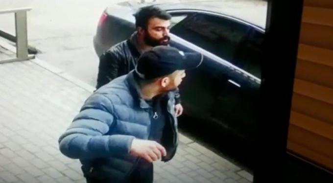 Bursa'da taksi şoförünü böyle gasp etmişler!..