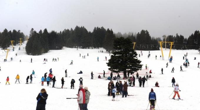 Kar kalınlığı 1 metreye ulaştı!