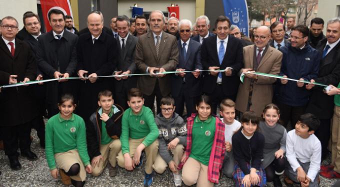 İşte Bursa'nın yeni okulları!