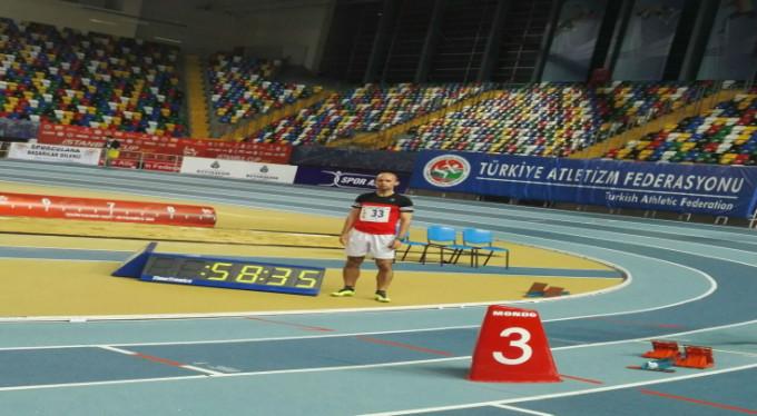 Atletizmde Bursa'nın gururu oldu