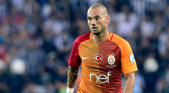 Tudor'dan flaş Sneijder kararı