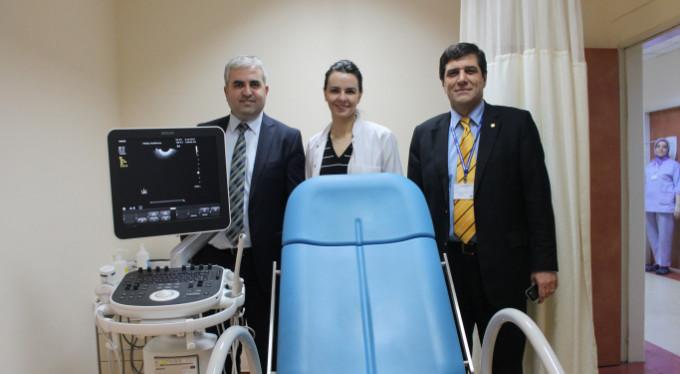UEDAŞ'tan sağlığa büyük destek