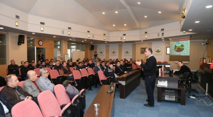Osmangazi Belediyesi'nden anlamlı seminer