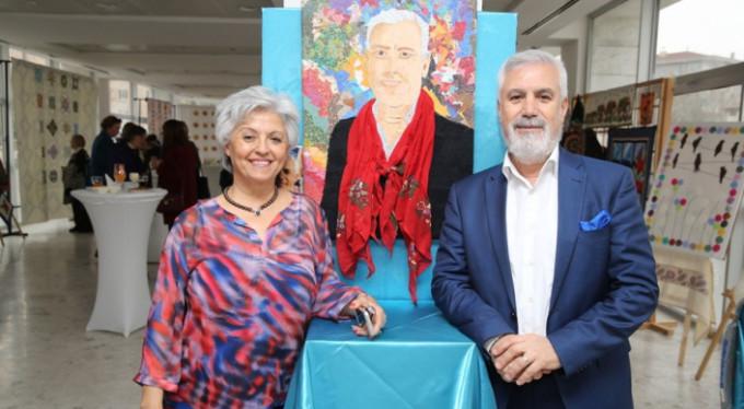 Bu muhteşem eserler Bursa'da sergilendi