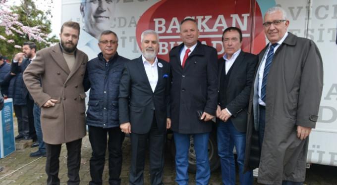 Bozbey'den Büyükşehir'e flaş çağrı!