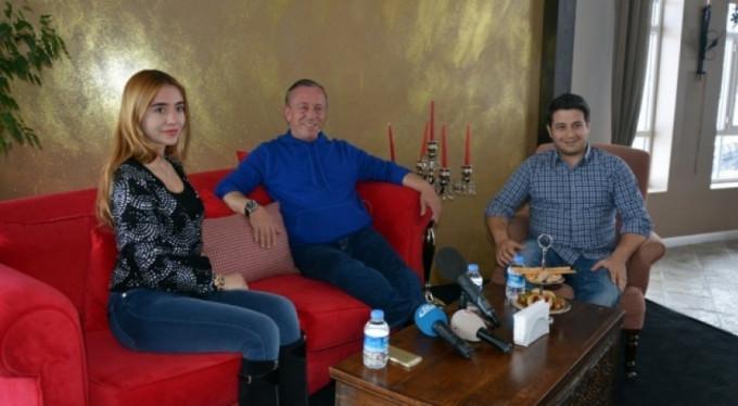 """Ağaoğlu Bursa'da açıkladı: """"Olumlu katkısı olacak..."""""""