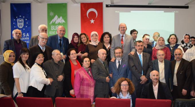 Bursa'da Çanakkale coşkusu
