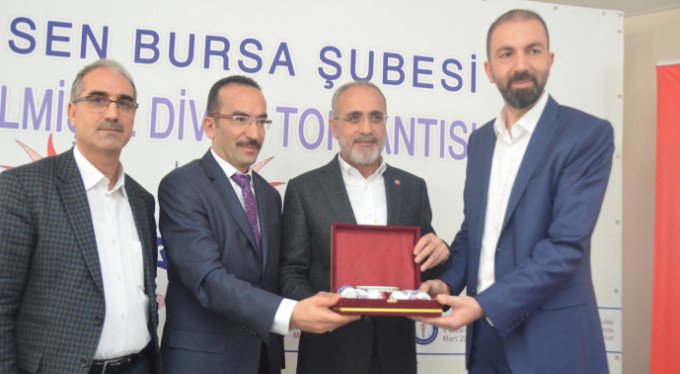 """Bursa'da gözdağı verdi: """"AB eğer akıllıysa..."""""""