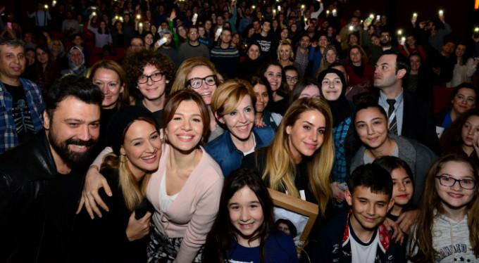 Merakla beklenen filmden Bursa'ya özel gala!