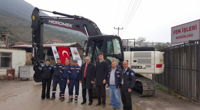 Bursa'nın o ilçesi gücüne güç katıyor