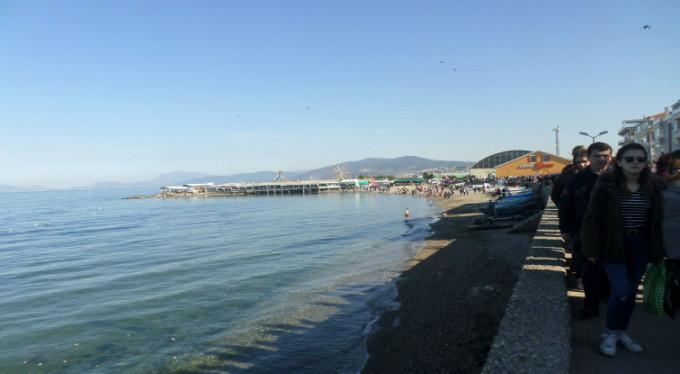 Bursa'da mart ayında deniz keyfi!