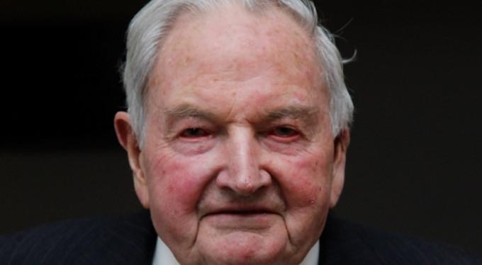 David Rockefeller hayatını kaybetti..!