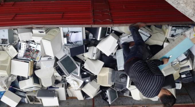 Bursa'da elektronik atık alarmı!