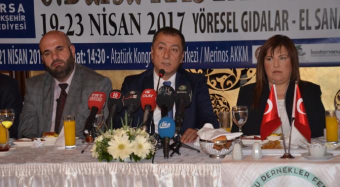 O şehir Bursa'ya taşınıyor