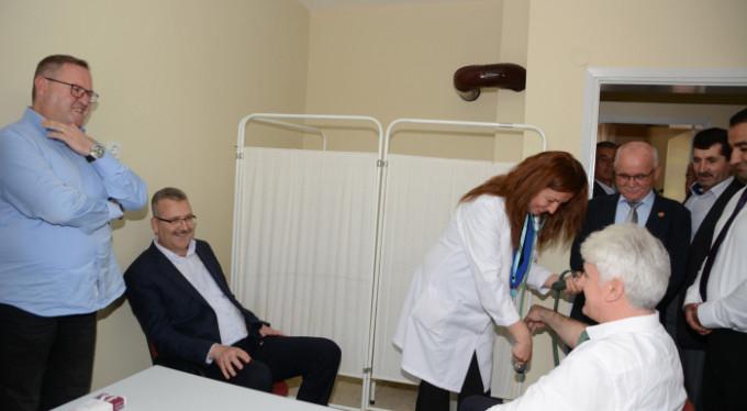 Bursa'ya yeni sağlık evleri