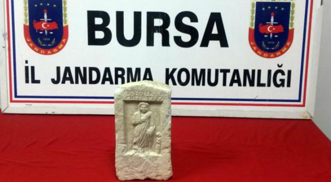 Bursa'da paha biçilmeyen eser...