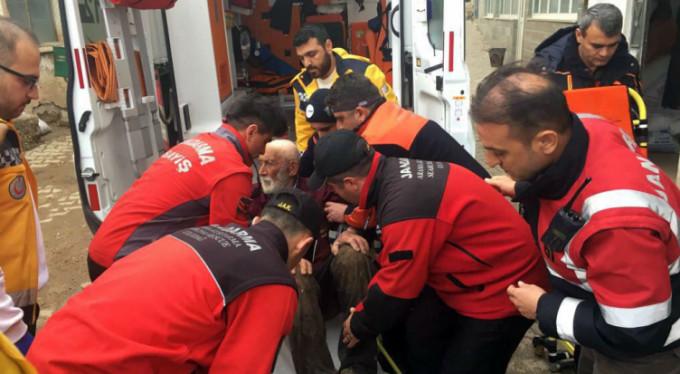 Bursa'da kaybolan yaşlı adam 19 saat sonra...